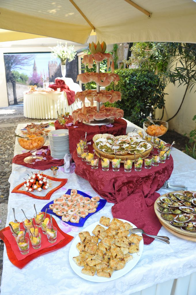 Buffet Aperitivo submited images.