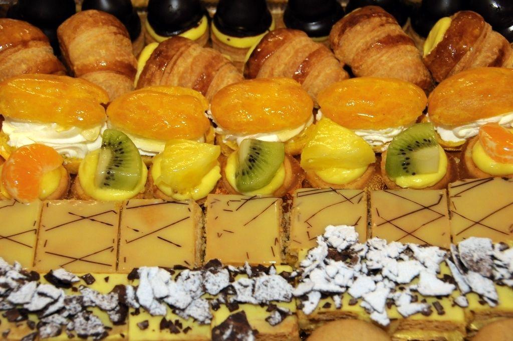 Buffet Di Dolci Mignon : Barchette dolci da buffet idee velocissime pronti in minuti